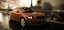 Audi TT - 3D Animation