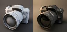 Camera - 3D Animation