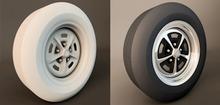 Wheel - 3D Animation